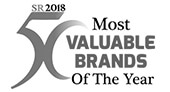 50 most valuable brands of the year